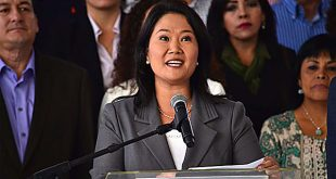 "Keiko Fujimori a PPK: ""Haga uso de su potestad de presidente, indúltelo"""