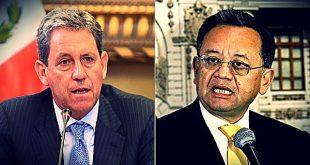 Edgar Alarcón presentó denuncia constitucional contra Alfredo Thorne