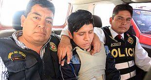 Poder Judicial dicta tres meses de prisión preventiva contra Einstein Vásquez