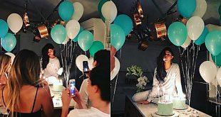 Selena Gomez celebró sus 25 años y lo compartió con sus seguidores