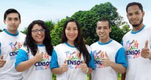 Censo 2017: ¿Cómo identificar a los empadronadores este domingo?