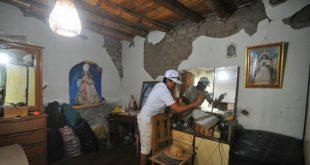 Bella Unión, la ciudad más afectada por el fuerte sismo en Arequipa, pide ayuda