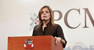 Congresistas piden reflexión a Mercedes Aráoz sobre vacancia a PPK