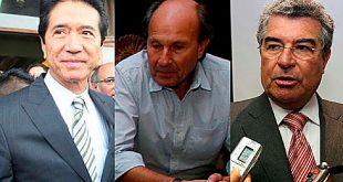 Piden impedimento de salida del país para Yoshiyama, Bedoya y Briceño