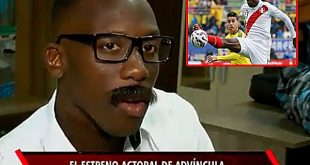 Luis Advíncula sorprende a los hinchas con su nueva faceta como actor