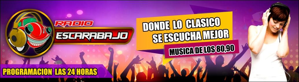 Radio Escarabajo // Donde lo Clásico Se Escucha Mejor